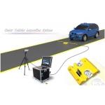 移动式车辆底盘安全检查扫描成像系统带车牌抓拍功能