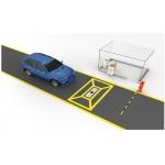多功能高精准车底检测系统  地埋式车底安全检测设备