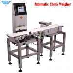 Automatic Checkweigher With Touch Screen all food Weight Checker