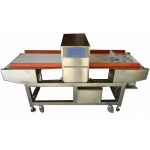 Pinpoint Conveyor and pallet assembly in detectors for Cookies, fruit, fruit jam, etc food needle Metal detector