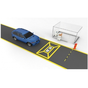 Under Vehicle Inspection System UVSS AT3300