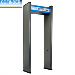 China manufacturer single zone walk-through metal detectors PD0000