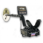 US White GMT underground metal detector detects underground gold and silver precious metal double-disc metal detector
