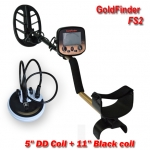 Cofinder Fs2 Professional Underground Treasure Gold Digger Metal Detector
